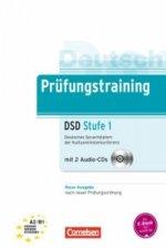 DSD Stufe 1, Übungsbuch m. 2 Audio-CDs