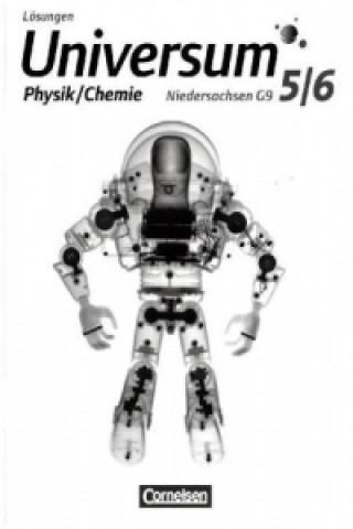 5./6. Schuljahr - Physik/Chemie, Lösungen zum Schülerbuch
