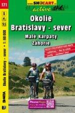 Okolie Bratislavy - sever