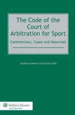 Code of the Court of Arbitration for Sport
