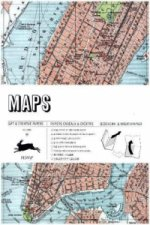 Maps: Gift and Creative Paper Book