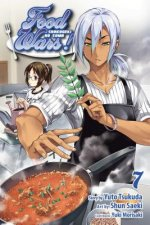 Food Wars!: Shokugeki no Soma, Vol. 7