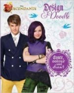 Disney Descendants Draw, Inspire, Create Sketchbook