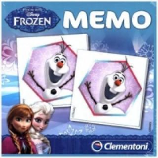 Die Eiskönigin - Völlig unverfroren, Memo Game