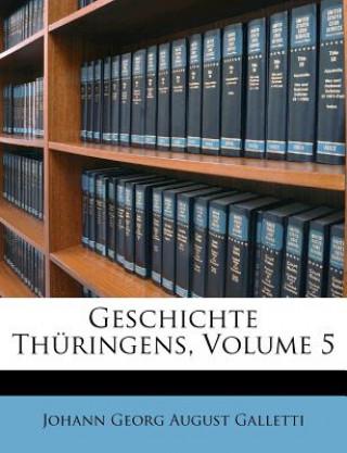 Geschichte Thüringens, Volume 5