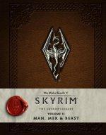Elder Scrolls V: Skyrim - The Skyrim Library, Vol. II: Man, Mer, and Beast