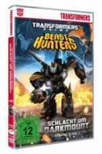Transformers Prime - Beast Hunters, 1 DVD. Staffel.3.1