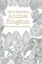 Millie Marotta Animal Kingdom Postcard Box