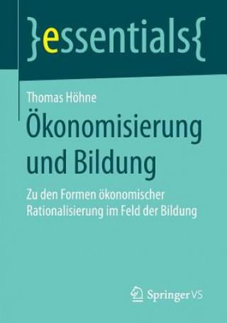 OEkonomisierung Und Bildung