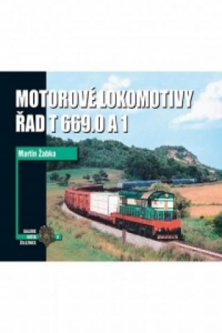 Motorové lokomotivy řad T 669.0 a 1
