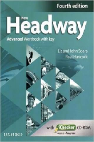 New Headway: Advanced (C1): Workbook + iChecker with Key