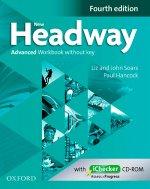 New Headway: Advanced C1: Workbook + iChecker without Key