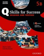 Q Skills for Success: Level 5: Reading & Writing Split Student Book B with iQ Online