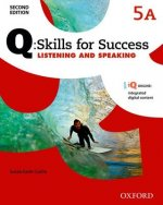 Q Skills for Success: Level 5: Listening & Speaking Split Student Book A with iQ Online