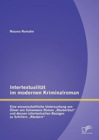 Intertextualit t Im Modernen Kriminalroman