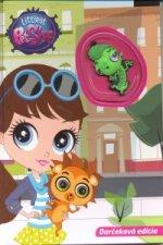 Littlest Pet Shop - s hračkou