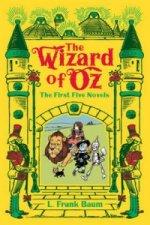 Wizard of Oz (Barnes & Noble Collectible Classics: Omnibus Edition)