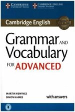 Grammar and Vocabulary for Advanced