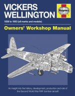 Vickers Wellington Owners' Workshop Manual