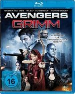 Avengers Grimm, 1 Blu-ray