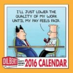 Dilbert Mini Wall Calendar 2016