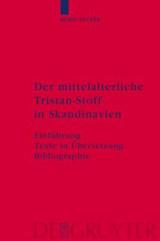 mittelalterliche Tristan-Stoff in Skandinavien