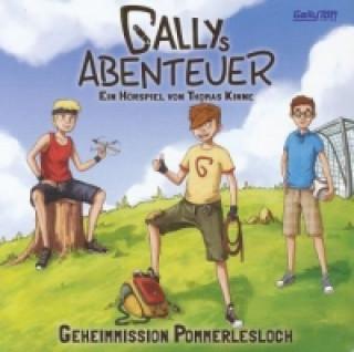 Gallys Abenteuer: Geheimmission Pommerlesloch
