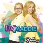 Liv and Maddie, 1 Audio-CD (Soundtrack)