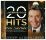 20 unvergessene Hits, 1 Audio-CD