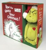 How the Grinch Stole Christmas!, Book and Grinch
