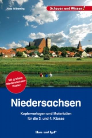 Niedersachsen. Kopiervorlagen und Materialien für die 3. und 4. Klasse