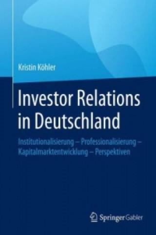 Investor Relations in Deutschland