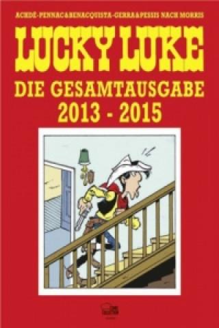 Lucky Luke, Die Gesamtausgabe, 2013-2015