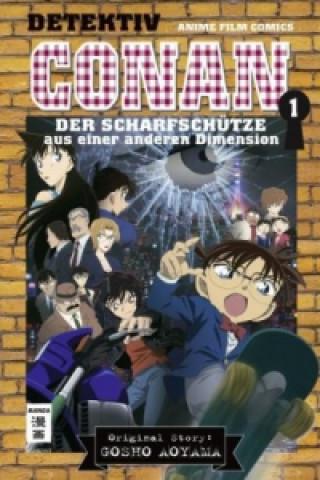 Detektiv Conan - Der Scharfschütze aus einer anderen Dimension. Bd.1