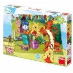 Medvídek Pú Oslava - puzzle 66 dílků