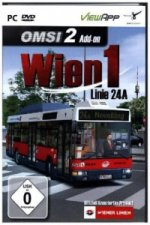 OMSI 2 Add-on Wien 1 Linie 24A, 1 DVD-ROM