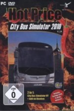 Hot Price - City Bus Simulator 2010, 1 DVD-ROM. Vol. 1