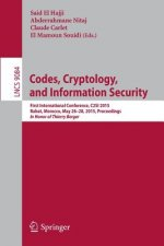 Codes, Cryptology, and Information Security