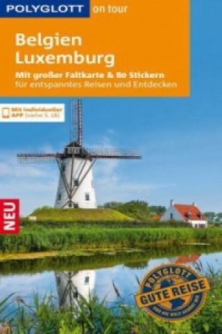 Polyglott on tour Reiseführer Belgien, Luxemburg