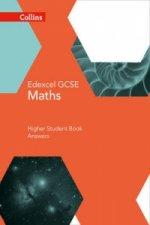 Edexcel GCSE Maths 4th Edition Higher Student Book Answer Booklet