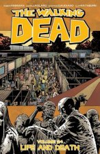 Walking Dead Volume 24: Life and Death