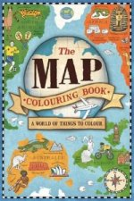 Map Colouring Book
