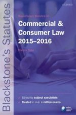 Blackstone's Statutes on Commercial & Consumer Law