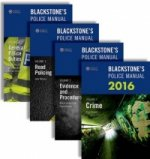 Blackstone's Police Manuals 2016