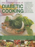 Complete Book of Diabetic Cooking