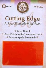 Qtools Cutting Edge-A Repositionable Vinyl Stop