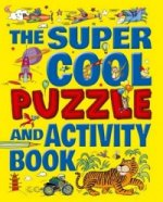 Super Cool Puzzle and Activity Book