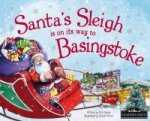 Santa's Sleigh is on its Way to Basingstoke