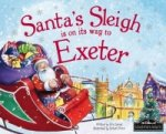 Santa's Sleigh is on its Way to Exeter