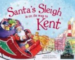 Santa's Sleigh is on its to Kent